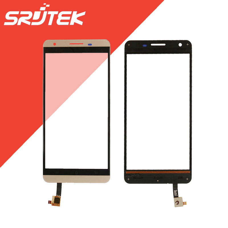 NEW Original 5.5 for Cubot X15 Touch Screen Digitizer Sensor Outer Glass Replacement Parts Black/White/Gold
