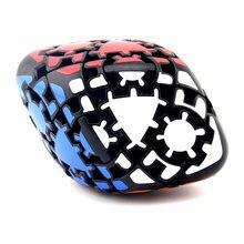 マジックキューブパズルlanlan奇妙な特殊な形状六面ダイヤモンドギアキューブプロフェッショナル教育クリエイティブツイスト知恵おもちゃ