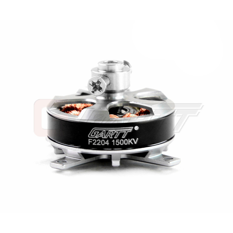 GARTT F 2204 1500KV Brushless Motor For KT F3P RC Fixed-wing Aeroplane Airplane image