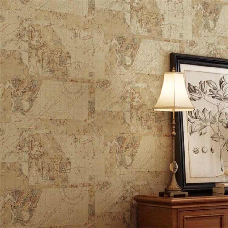 online kaufen großhandel 3d wallpaper karte nautic aus china 3d, Gartenarbeit ideen