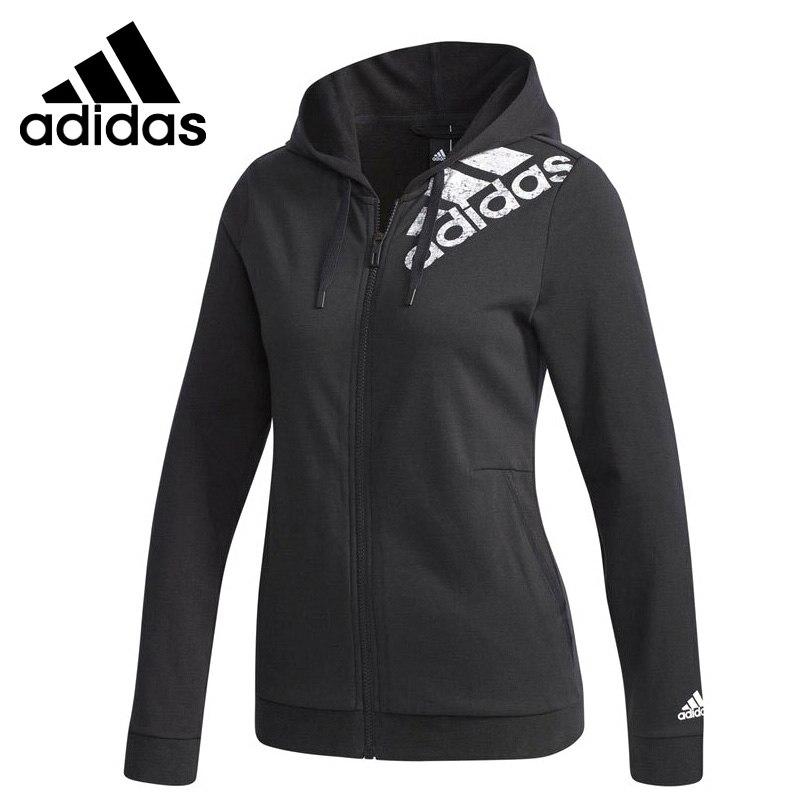 Original New Arrival 2018 Adidas ISC LOGO FZ HD Men's jacket Hooded Sportswear original new arrival 2018 adidas isc wv jacket men s jacket hooded sportswear