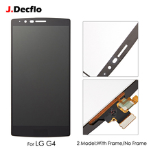 Replacement Parts For LG G4 H810 H811 H815 VS986 VS999 LS991 LCD Display Touch Screen with/no Frame Digitizer Assembly Black for lg g4 h810 h811 h815 lcd display touch screen digitizer assembly frame black