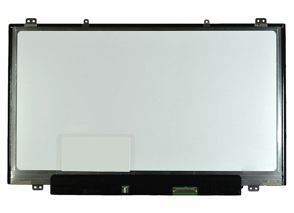 QuYing Laptop Screen 14.0 inch 1600x900 Model Number LTN140KT08-801 Up+down 8 screw holes saniter ltn140kt08 801 apply to samsung np700z3a s03us special 14 inch high score laptop lcd screen