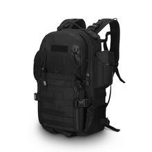 35L Outdoor Tatcical Molle Backpack Military Rucksack with Adjustable Strap Water Resistant Bag for Hiking Camping