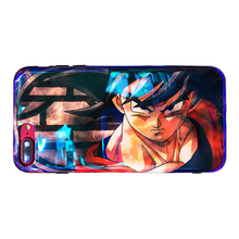 Tide Brand Anime Dragon Ball Phone Cover Case For Iphone X Xs Max Xr 10 8 7 6 6s Plus Luxury Soft Silicone Couple Coque Fundas