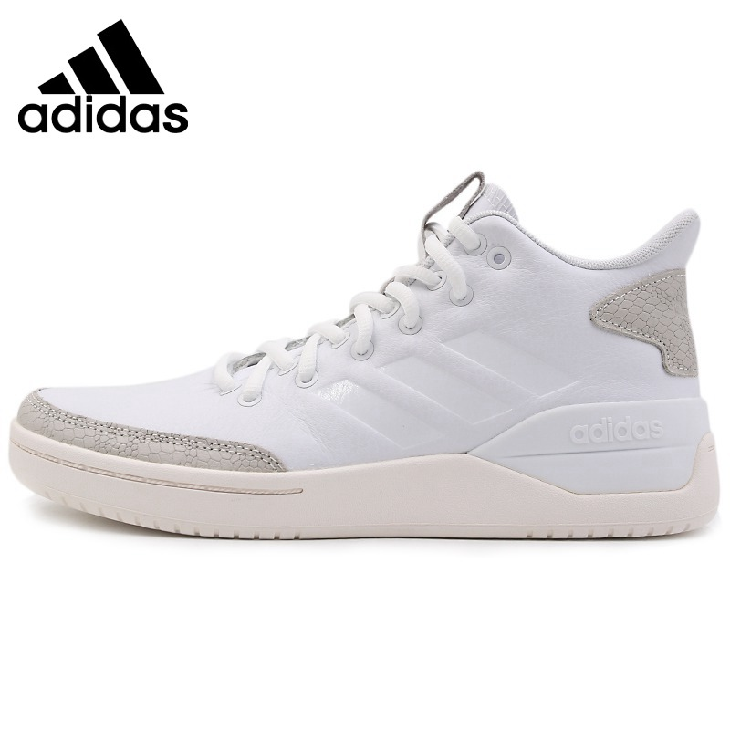 Original New Arrival 2018 Adidas NEO Label BBALL80S Women's  Skateboarding Shoes Sneakers
