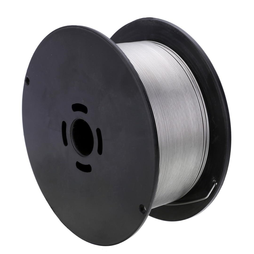 1 Roll 304 Stainless Steel Welding Wire 1kg 0 8mm 0 035inch Gas Flux-Cored MIG  Weldier Wires