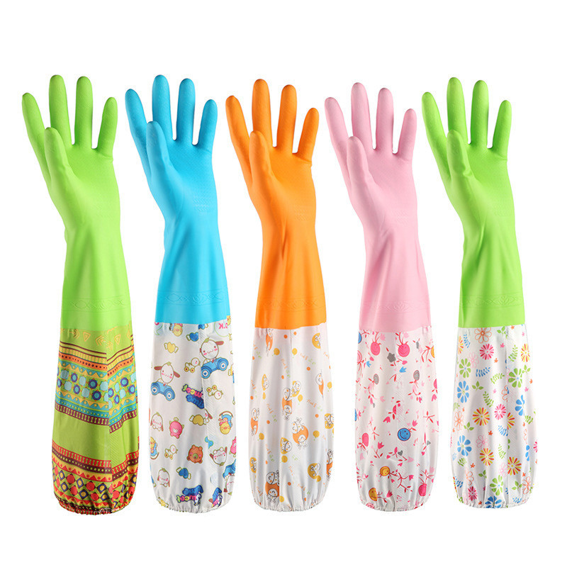 748D Heat Insulation Silicone Dish Clip Glove Microwave Tool Kitchen Supply