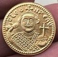 Byzantium Empire 695-698 лет копия монеты 20 мм