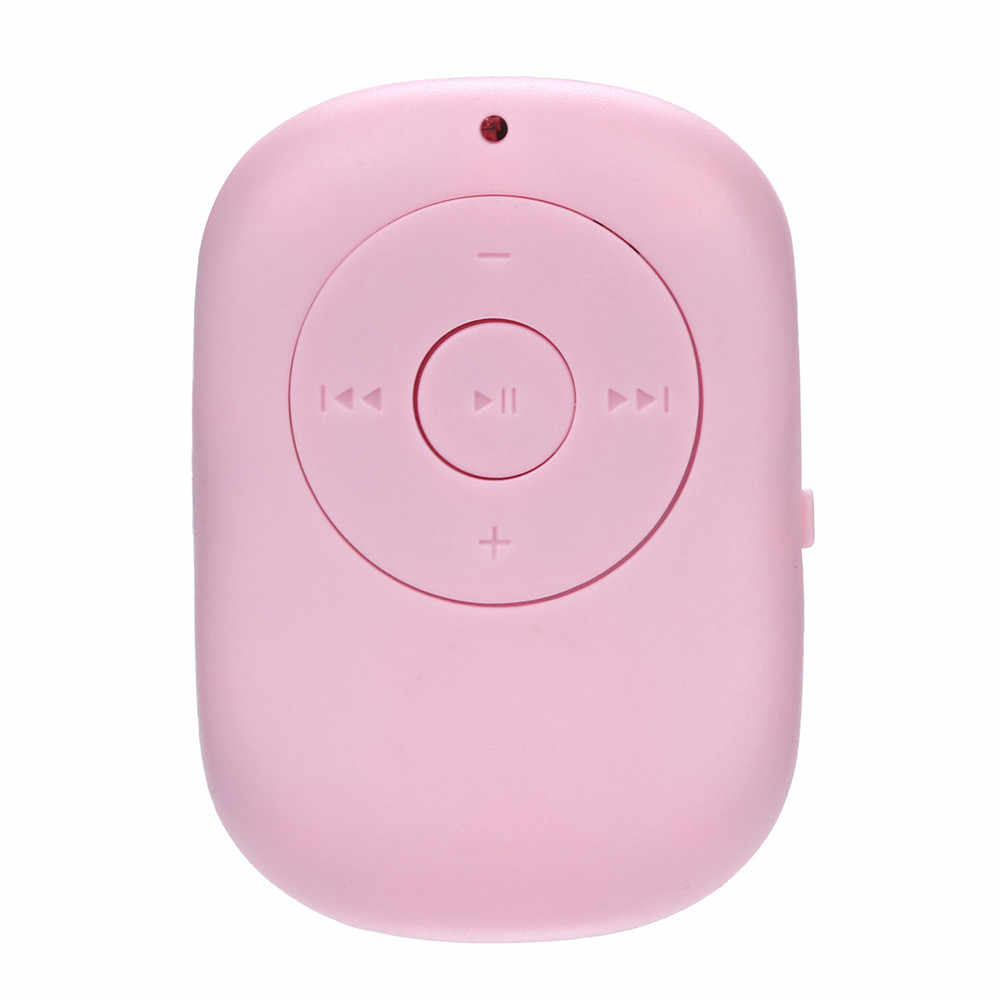 ポータブルミニ USB MP3 プレーヤープラスチックサポートマイクロ SD TF カードギガバイト 32 スポーツ音楽メディア 3.5 ミリメートルイヤホンインターフェイス