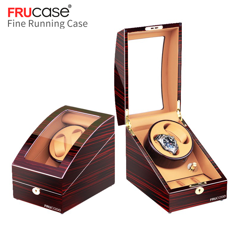 Image 5 - Watch Winder for automatic watches New Version 4+6 Wooden Watch Accessories Box  Watches Storage  Luxury-in Watch Boxes from Watches