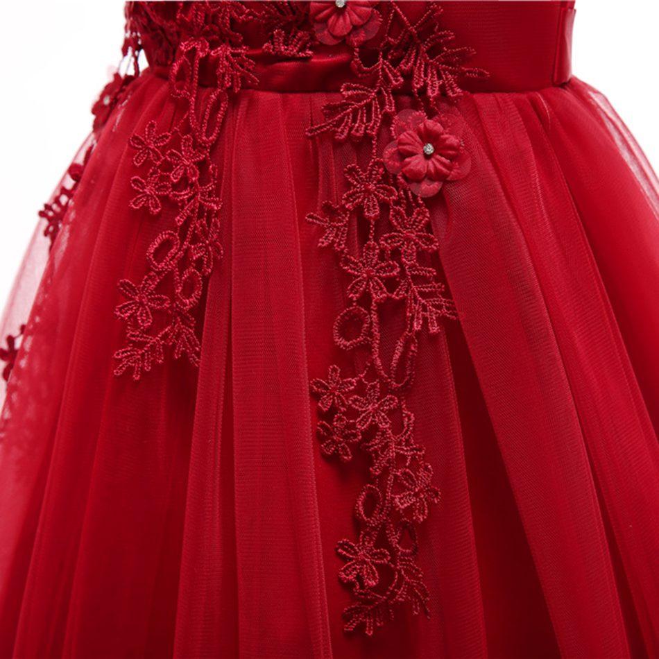 Girl Princess Dress (5)