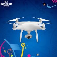 En stock 2016 Más Nuevo! DJI Phantom 4 Quadcopter con Cámara de 4 K y 3 Ejes Cardán para Drones Fotógrafo