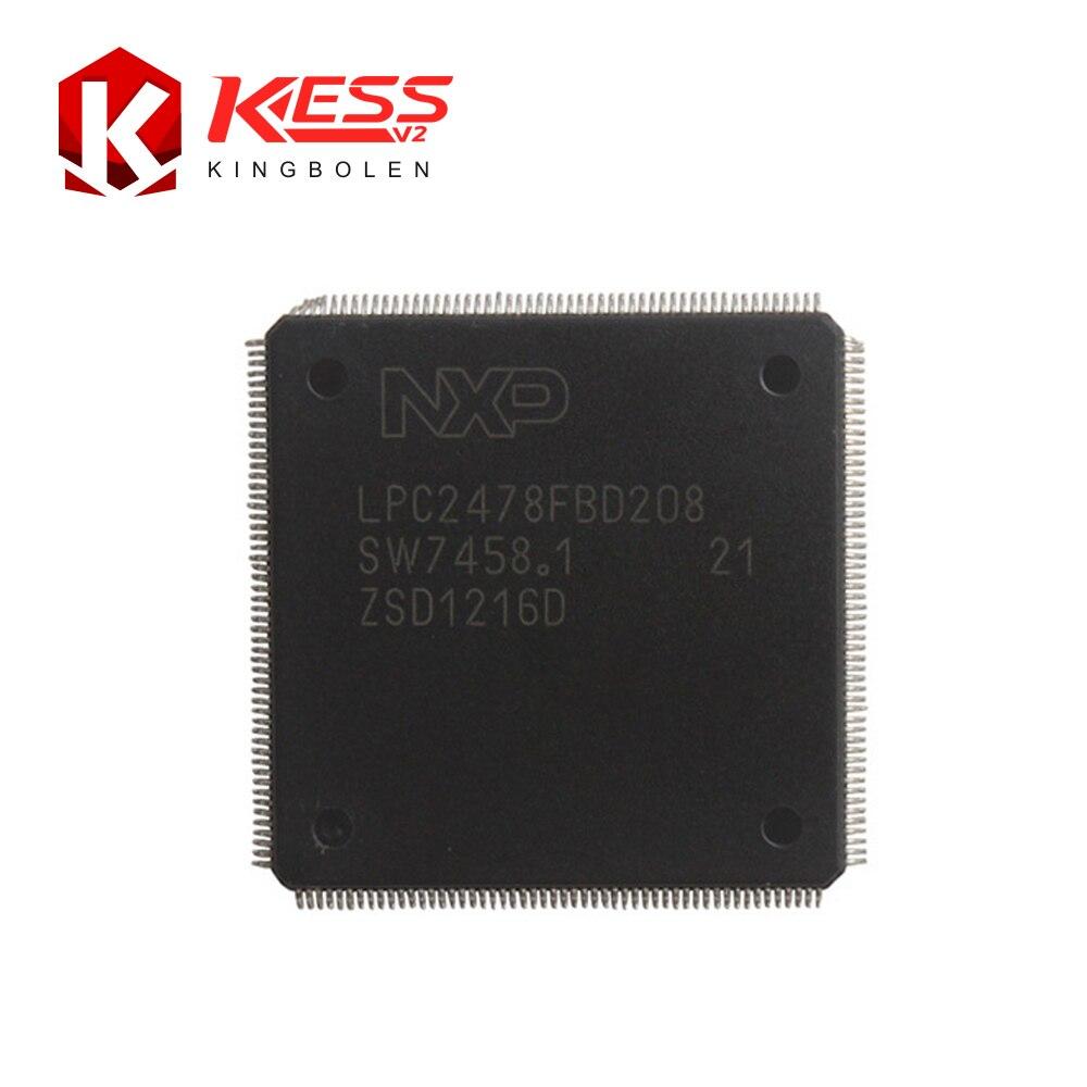 Prix pour Kess V2 CPU Réparation Puce avec 60 Jetons Haute Qualité ECU Programmeur Livraison Gratuite