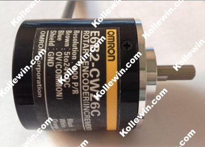 Rotary Incremental Rotary Encoder E6B2-CWZ6C 100P/R by OMR  E6B2CWZ6C 100P/R NEW in Box 5-24VDC, ABZ PHASE  Freeshipping цена 2016