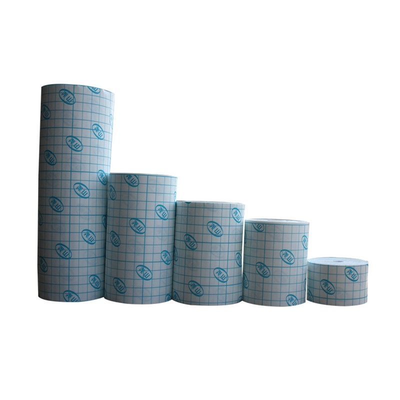 1 Roll Medical Non-woven Tape Breathable Adhesive Plaster First Aid Hypoallergenic Wound Dressing Arbitrarily Cut Fixation Tape