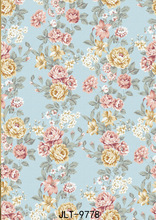 Retro Flowers Children Photography Backdrops Vinyl  Photo Studio Background