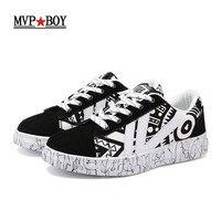 Mvp Boy Couples Spor Color Mixing Lace Up Shoe Sol Cool Simons Summer Shoes Patins Sta