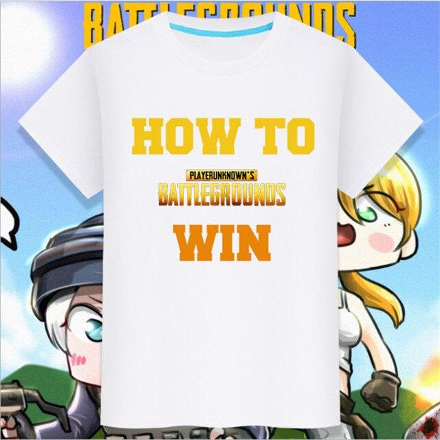 PUBG T shirt