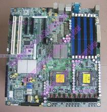 S5000XVN XSL Dual 771 Workstation Motherboard With Sound Card PCI-E Supports 53 Series