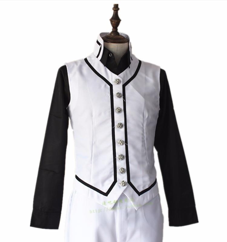Vampire Knight Cosplay Costumes Kuran Kaname Cos Outfit