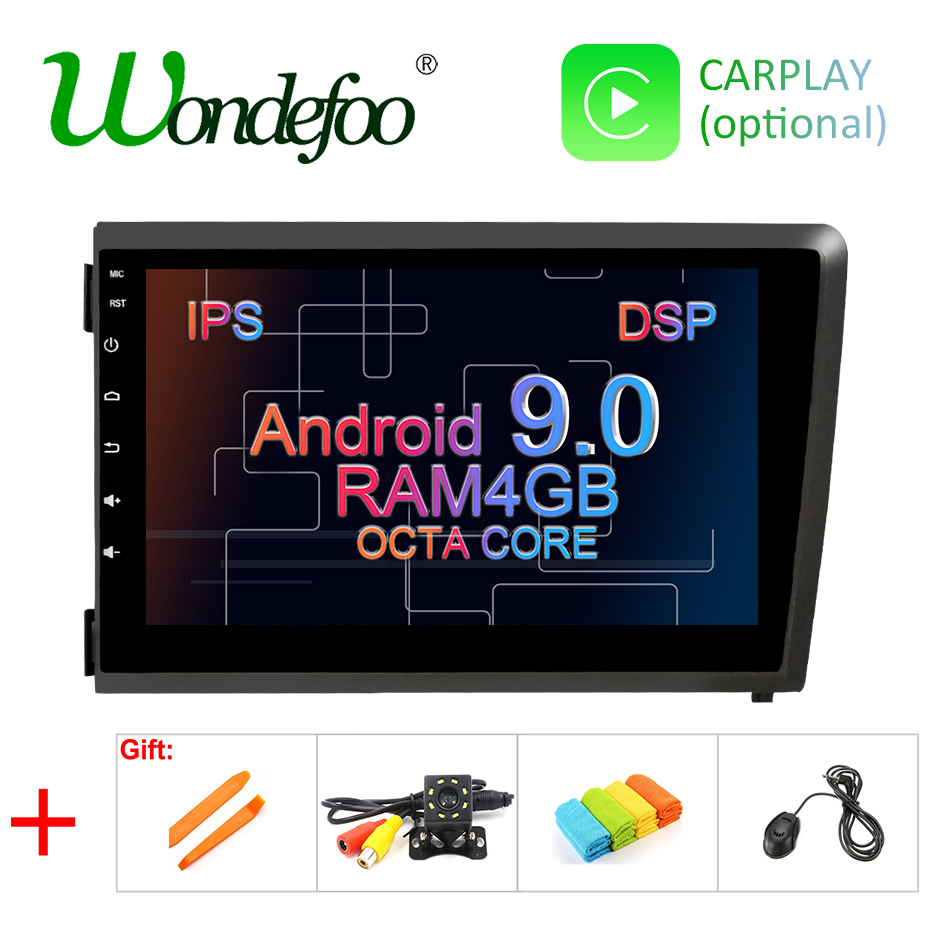 "8""DSP IPS Android 9.0 CAR multimedia player GPS For Volvo S60 V70 XC70 2000 2001 2002 2003 2004 DVD PLAYER navigation radio-in Car Multimedia Player from Automobiles & Motorcycles"