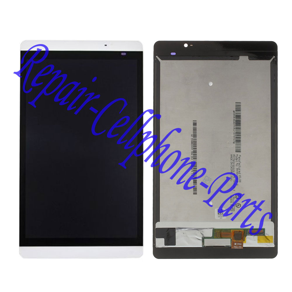 White Full LCD DIsplay + Touch Screen Digitizer Assembly For Huawei Mediapad M2 8.0 M2-801L M2-802L M2-803L