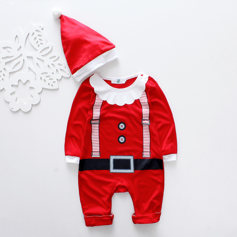 HTB17f96RVXXXXXPXFXXq6xXFXXXy - HH christmas Baby rompers costumes for boys santa claus baby outfits baby girl clothes newborn new year jumpsuit wear overalls