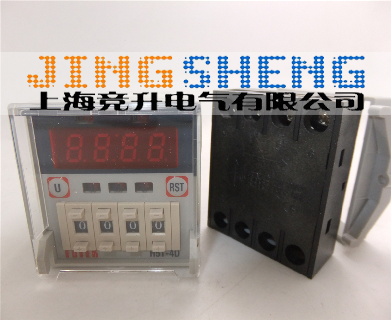 Image 4 - H5T 4D  H5T 4D 24VDC FOTEK  Digital Display Power ON Delay Timer New & Original-in EL Products from Electronic Components & Supplies