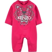 New 3 color Baby romper Baby infant tiger printed Open-toed jumpsuits wholesale