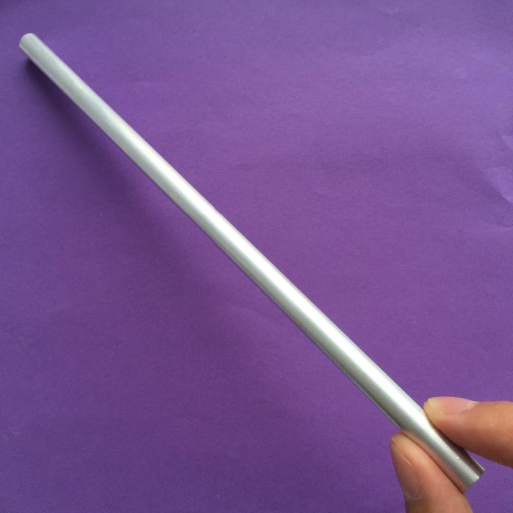 20cm K794Y Aluminum Pipe Out Diameter 8mm Inner Diameter 5mm Hollow Circular Tube For DIY Model Making Tool Parts