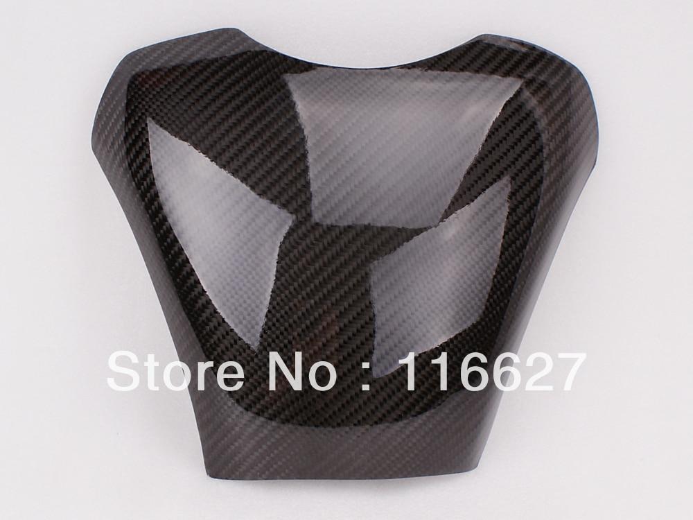 Бесплатная доставка углеродного волокна топливного газа бака протектор Pad щит для Honda CBR600RR 2003-2006