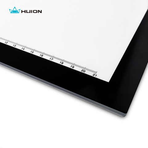 "Hot Sale Huion L4S 17.7""  LED Light Pad Ultra Thin Light Boxes LED Tracing Boards Professional Animation Drawing Tracing Panel Karachi"