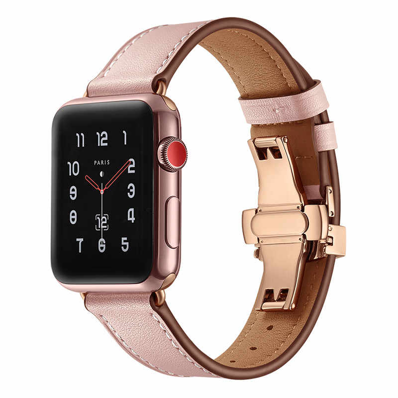 Rose Gold Apple Watch Band 38mm Shop Clothing Shoes Online