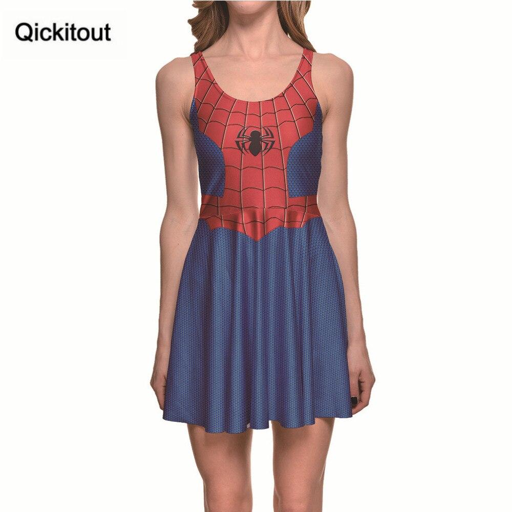 Cartoon Dressing Gown: Qickitout Dress 2017 Hot New Product Women's Anime