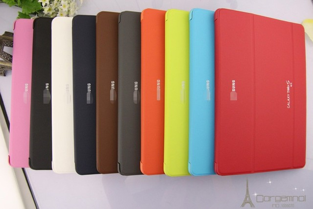 Original case for samsung galaxy tab S 10.5 T800/T805 tablet cover for samsung tab s 10.5 tablet+screen protector+stylus