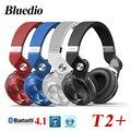 Bluedio T2 T2 + Auriculares Estéreo Sem Fio de Áudio Casque Bluetooth Fone De Ouvido Sem Fio Fone De Ouvido fone de Ouvido Grande Para O Seu Telefone Cabeça