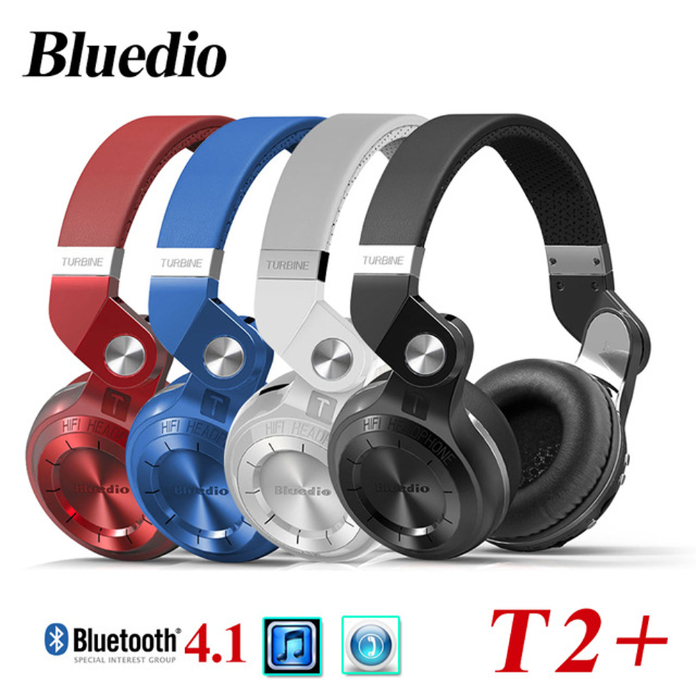 bluedio t2 t2 stereo cordless auriculares casque audio bluetooth headset wireless headphone big. Black Bedroom Furniture Sets. Home Design Ideas