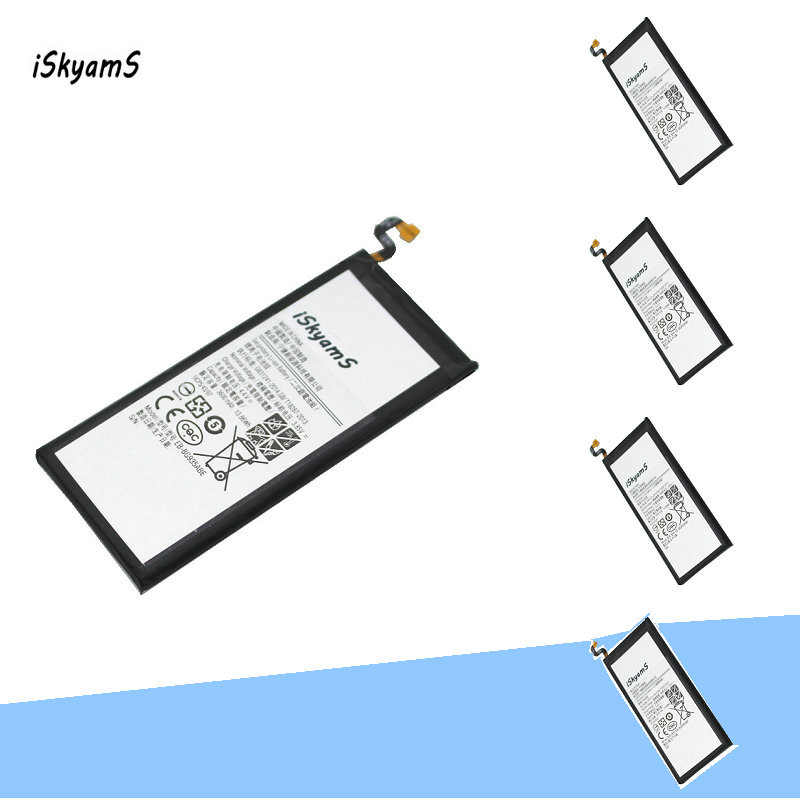 Replacement-Battery S7-Edge G9350 Samsung Galaxy 5pcs For G935/G935f/G935a/.. 3600mah