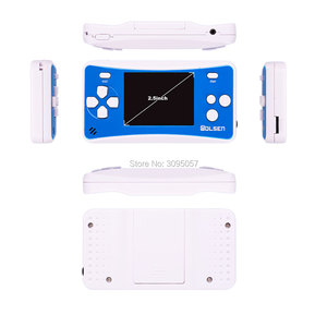 Image 3 - Wolsen 2.5 inch  handheld game systems with built in games 152 games for Kid 8 Bit Video game system