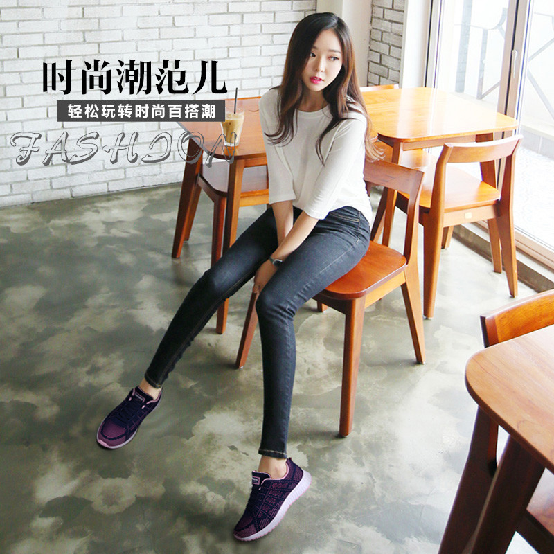 Air Cushion Original Breathable Sneakers Women Summer Springs Athletic Outdoor Sports Entertainment Shoes Women Running Shoes 3
