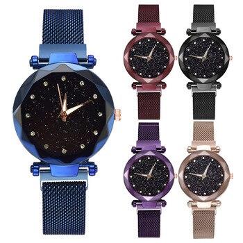 Luxury Wrist Watch Steel Strap Quartz Casual Watches For women