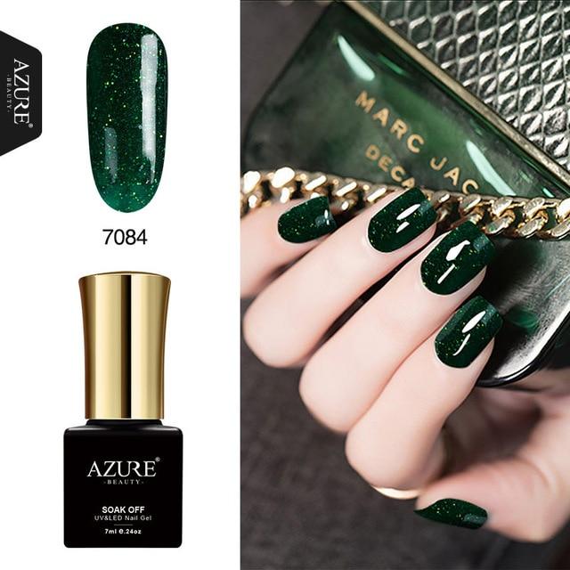 Azure Beauty Nail Gel Polish Fashion Colors For Nail Design Soak Off