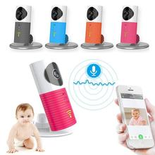 Baby Monitor With Camera Clever Dog Wifi Home Security IP Camera Baby Monitor Intercom Smart Phone Audio Night Vision camera
