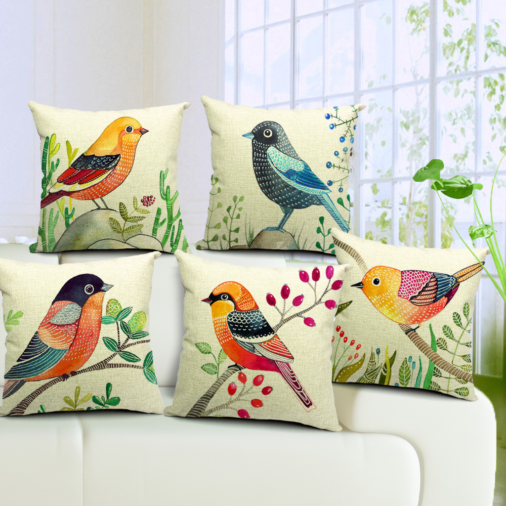 Compare Prices on Outdoor Bird Pillows Online ShoppingBuy Low