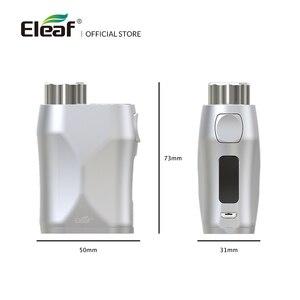 Image 4 - オリジナル Eleaf iStick ピコ X ボックス Mod 75 ワット最大ワット数 0.69 インチスクリーンラバーペイント吸うボックス mod 電子タバコ