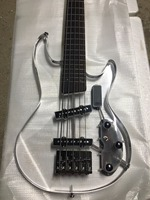 Electric guitar/five string bass/color light/customizable bass