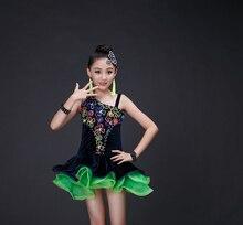 2018 elbise çocuklar dans