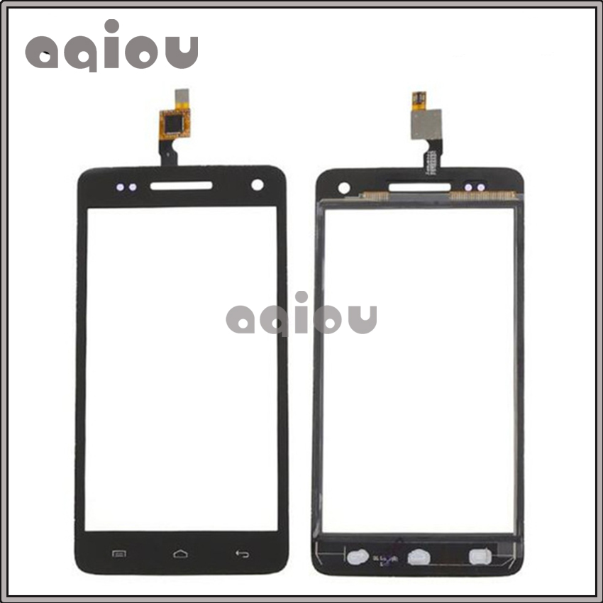 5.0 Touch Screen For Wiko Rainbow Digitizer Front Glass Lens Sensor Panel High Quality