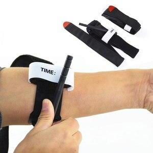Image 2 - Outdoor Survival KATZE Tourniquet Notfall Überleben Erste Hilfe Gürtel Taktische Erste Hilfe Tourniquet Medizinische Rettungs Werkzeuge Ausrüstung